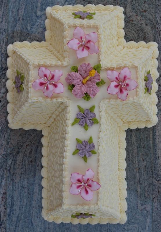 Kreuz zur Kommunion